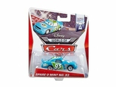 Voiture Disney Cars Piston Cup - Spare O Mint N°93