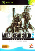 Metal Gear Solid 2 : Substance -  XBOX