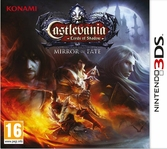Image produit « Castlevania : Lords of Shadow Mirror of Fate - 3DS »