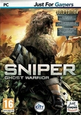 Sniper Ghost Warrior Gold édition Just For Games - PC