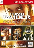 Tomb Raider Legend + Anniversary + Underworld Hits Collection - PC