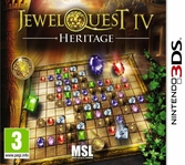 Jewel Quest IV : Heritage - 3DS