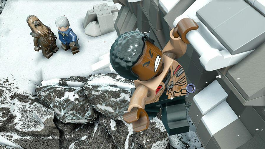 lego star wars le r veil de la force ps4 acheter vendre sur r f rence gaming. Black Bedroom Furniture Sets. Home Design Ideas
