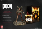 Doom édition Collector - PS4