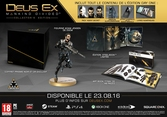 Deus Ex Mankind Divided édition Collector - XBOX ONE