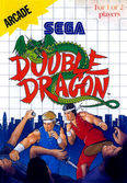 Double Dragon - Master System