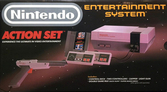Console Nintendo NES Action Set