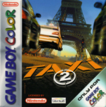 Taxi 2 - Game Boy Color