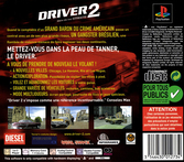 Driver 2 Back on the Streets - PlayStation