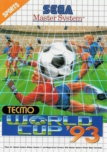 Tecmo World Cup 93 - Master System