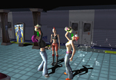 Les Urbz : Les Sims in the City - PlayStation 2