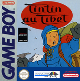 Tintin Au Tibet - Game Boy
