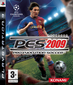 Console PS3 FAT 160 Go + PES 2009 : Pro Evolution Soccer