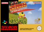 Pac-Man 2 The New Adventures - Super Nintendo