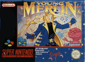 Young Merlin - Super Nintendo