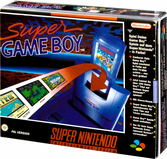 Super Game Boy - Super Nintendo