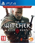 The Witcher 3 Wild Hunt édition collector - PS4