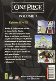 One Piece (Repack) Volume 7 - DVD