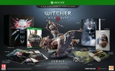 The Witcher 3 Wild Hunt édition collector - XBOX ONE