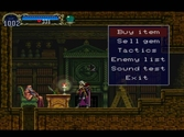 Castlevania : Symphony of the Night - PlayStation