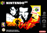James Bond 007 GoldenEye 007 - Nintendo 64