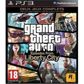 Grand Theft Auto IV Episodes from Liberty City - PS3