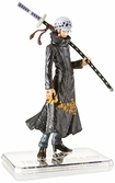 Figurine One Piece Trafalgar Law Metal Color - 15 cm