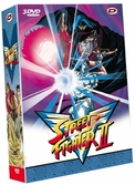 Street Fighter II V Volume 2 - DVD