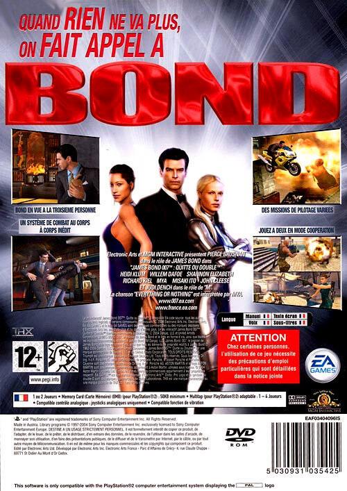 007 Legends Pc - Telecharger jeux gratuit - Zone-jeux.com