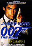 James Bond The Duel 007 - Mégadrive