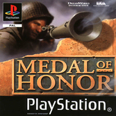 Medal Of Honor - PlayStation