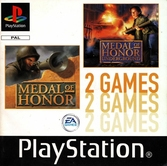 Medal Of Honor + Medal Of Honor Resistance - PlayStation