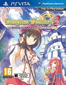 Dungeon Travelers 2 : The Royal Library & The Monster Seal - PS Vita