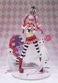 Figurine One Piece Perona Thriller Bark - 15 cm