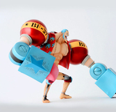 Figurine One Piece Franky The New World - 14 cm