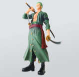 Figurine One Piece Zoro The New World - 15 cm