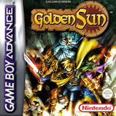 Golden Sun - Game Boy Advance