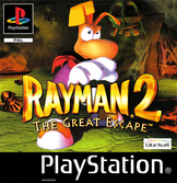 Rayman 2 the great escape - PlayStation