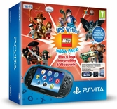 Console PS Vita Wifi + Lego mega pack + carte memoire 8 Go