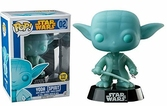Figurine Pop Star Wars Esprit de Yoda phosphorescente - N° 02