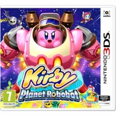 Kirby : Planet Robobot - 3DS