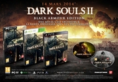 Dark Souls II édition Black Armour - PS3