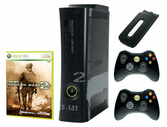 "Console XBOX 360 250 Go ""Super Elite"" Limitée Call of Duty MW 2"