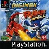 Digimon Rumble Arena - PlayStation