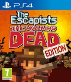 The Escapists The Walking Dead - PS4