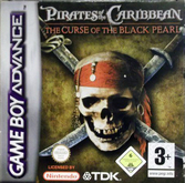Pirates Des Caraîbes - Game Boy Advance