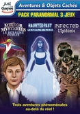 Haunted Past + The Mirror Mysteries 2 + Infected - PC