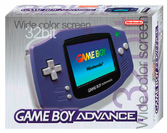 Console Game Boy Advance Indigo
