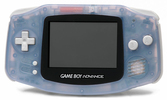 Console Game Boy Advance Glacier
