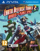 Earth Defense Force 2 : Invaders from Planet Space - PS Vita